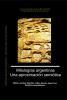 Cubierta para Mitologías argentinas: una aproximación semiótica
